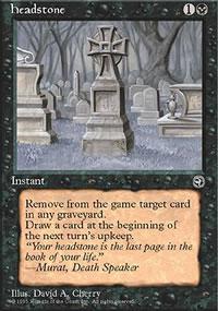 Headstone - Homelands