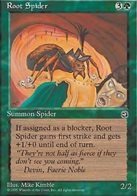 Root Spider - Homelands