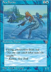 Sea Sprite - Homelands