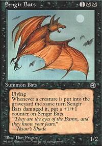 Sengir Bats 1 - Homelands