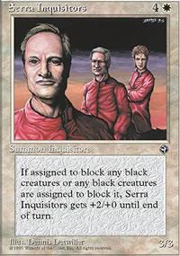 Serra Inquisitors - Homelands