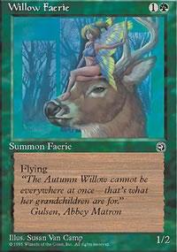 Willow Faerie 1 - Homelands