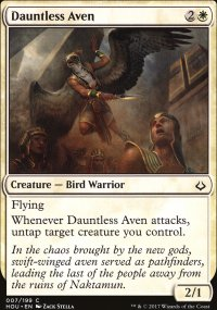 Dauntless Aven - Hour of Devastation