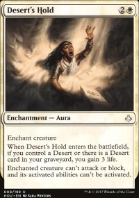 Desert's Hold - Hour of Devastation