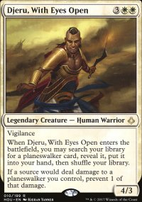 Djeru, With Eyes Open - Hour of Devastation