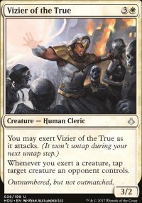 Vizier of the True - Hour of Devastation