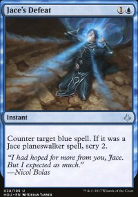 Jace's Defeat - Hour of Devastation