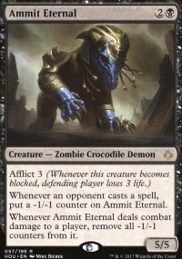 Ammit Eternal - Hour of Devastation
