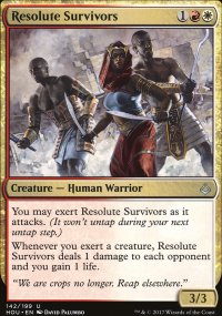 Resolute Survivors - Hour of Devastation