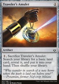 Traveler's Amulet - Hour of Devastation