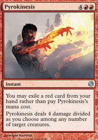 Pyrokinesis - Heroes vs. Monsters