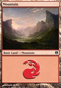 Mountain 2 - Heroes vs. Monsters