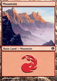 Mountain 3 - Heroes vs. Monsters