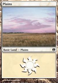 Plains 1 - Heroes vs. Monsters