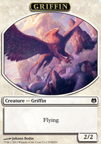 Griffin - Heroes vs. Monsters