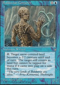Balduvian Conjurer - Ice Age