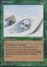 Blizzard - Ice Age