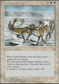 Caribou Range - Ice Age
