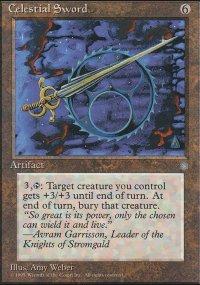 Celestial Sword - Ice Age