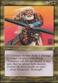 Centaur Archer - Ice Age