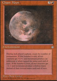 Chaos Moon - Ice Age