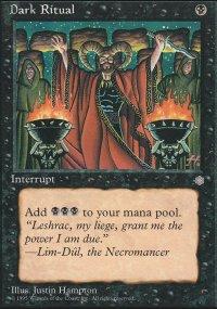 Dark Ritual - Ice Age