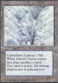 Glacial Chasm - Ice Age