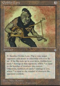 Goblin Lyre - Ice Age
