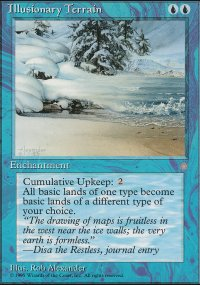 Illusionary Terrain - Ice Age