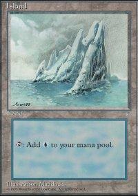 Island 1 - Ice Age