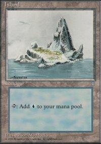 Island 2 - Ice Age