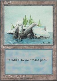 Island 3 - Ice Age