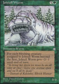 Johtull Wurm - Ice Age