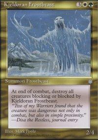 Kjeldoran Frostbeast - Ice Age