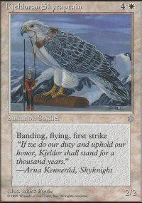 Kjeldoran Skycaptain - Ice Age