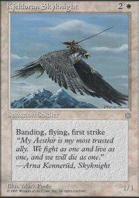 Kjeldoran Skyknight - Ice Age