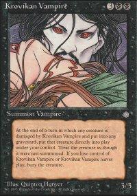 Krovikan Vampire - Ice Age