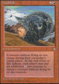 Mudslide - Ice Age