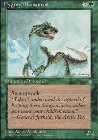 Pygmy Allosaurus - Ice Age