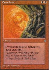 Pyroclasm - Ice Age