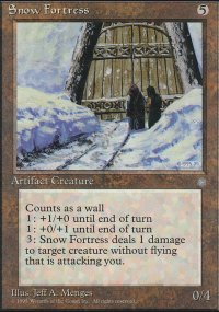 Snow Fortress - Ice Age