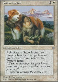 Snow Hound - Ice Age