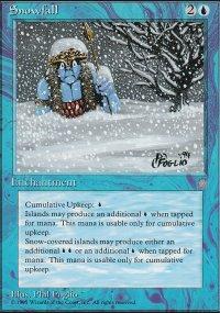 Snowfall - Ice Age
