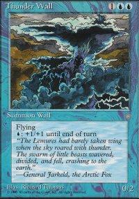 Thunder Wall - Ice Age