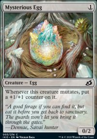 Mysterious Egg -