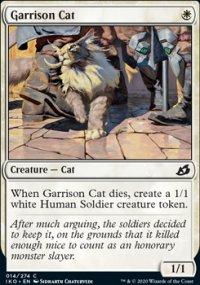 Garrison Cat - Ikoria Lair of Behemoths