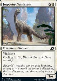 Imposing Vantasaur - Ikoria Lair of Behemoths