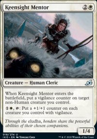 Keensight Mentor - Ikoria Lair of Behemoths