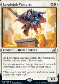 Lavabrink Venturer 1 - Ikoria Lair of Behemoths