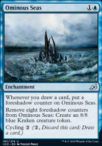 Ominous Seas - Ikoria Lair of Behemoths